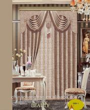 ready made embroidery patterns blackout lining eyelet designer fabric hotel curtains