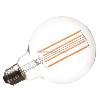 Dimmbare G80 Led Glühlampe E27 Edison Licht Glühbirnen Käfigläufer