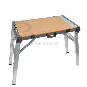 Pleasing Hot Item 4 In 1 Workbench Folding Work Bench With Aluminum Stand And Plastic Platform View 4 In 1 Workbench Xracing Product Details From Ningbo Beatyapartments Chair Design Images Beatyapartmentscom