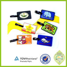 Promotional latest design Eco-friendly novelty Airline Paper Baggage Tags