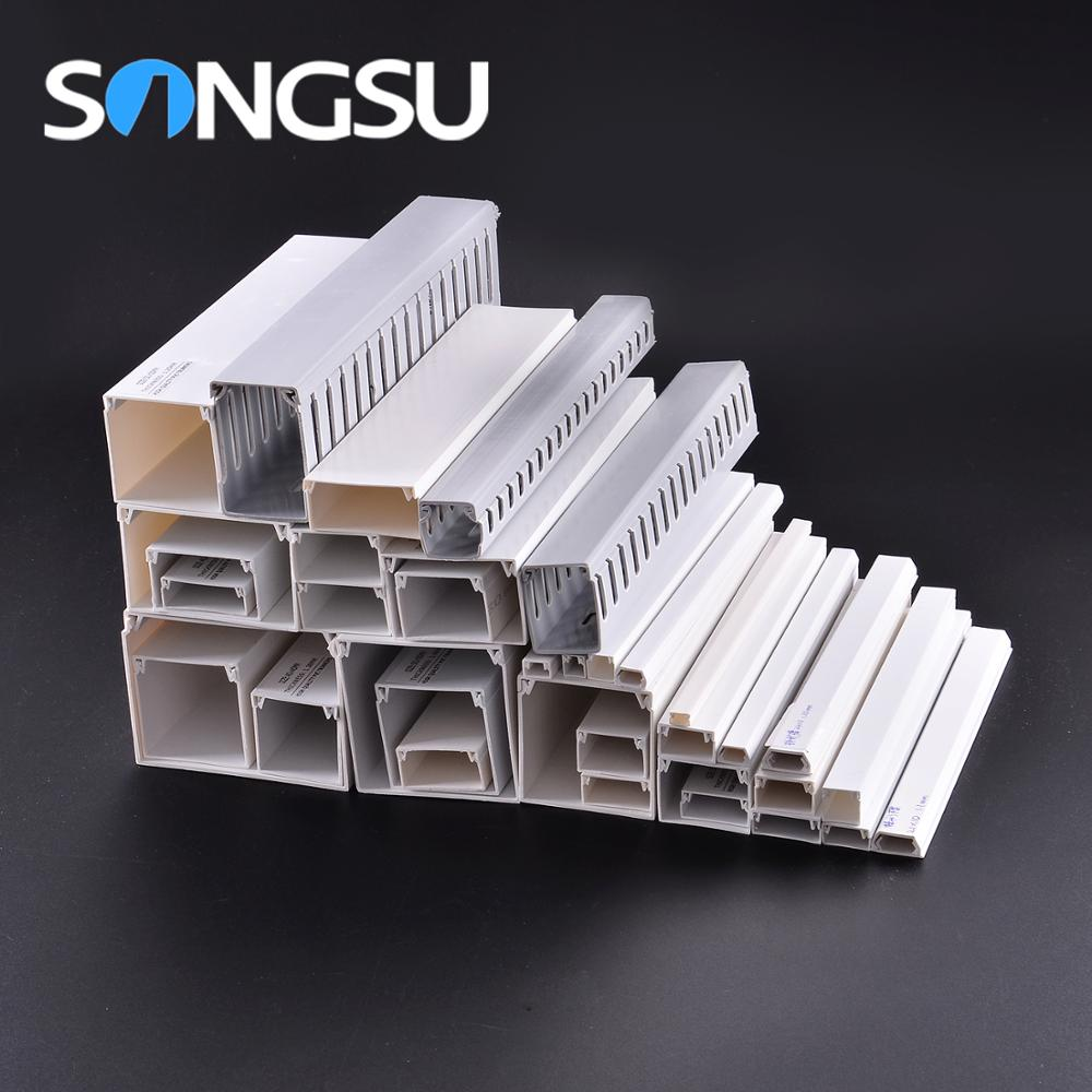 Wire Duct 25x25mm - WIRE Center •