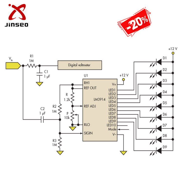 Turnkey PCBA Supplier Professional PCB Circuit Schematic Design