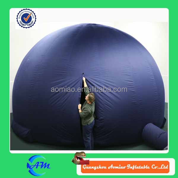 inflatable round dome tent inflatable planetarium dome tent for sale