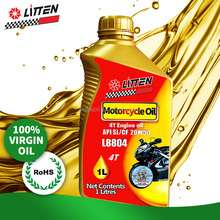 Promotion Price Four Stroke Motorcycle Engine Oil Motor Oil 20W50