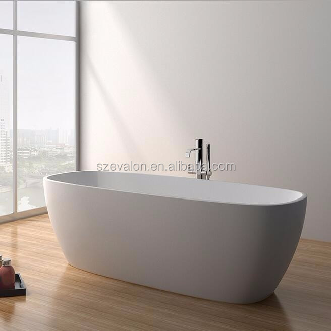 1700 mm square standing bath tub freestanding bathtub for Japanese bathtubs for sale