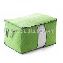 useful household products,indoor bamboo charcoal Storage bag for clothes and quilts,folding storage bag for bedroom
