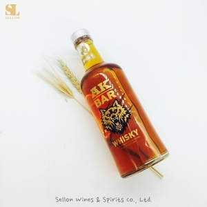 Professional Manufacturer Blended Scotch Private Label Whisky