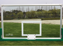 safety secure portable combo basketball board for education