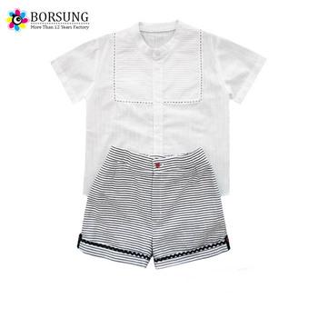 70f17a60fe2c0 2PCS Children Frocks Designs Cotton/Linen Shorts Outfits Kids Clothes Sets  Baby Boys Boutique Clothing Sets, View baby boy clothing sets, BORSUNG ...