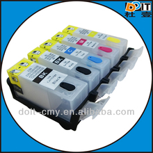 HOTsale!! Refillable ink cartridge for CANON pgi 520 cdl 521,with the new auto reset chip