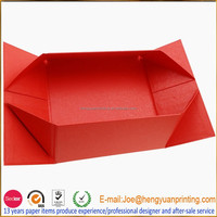 Wholesale yellow box shoes box for shoes packing CHV058