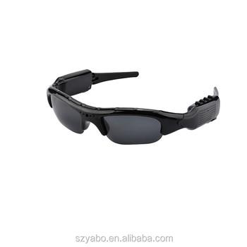 7b61819e92 MP3 Bluetooth Sunglasses Camera Wireless bluetooth headset sunglasses with  mp3 manual