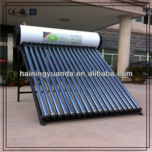 200 L/20 tubes Solar water heater/Heat pipe Solar collector