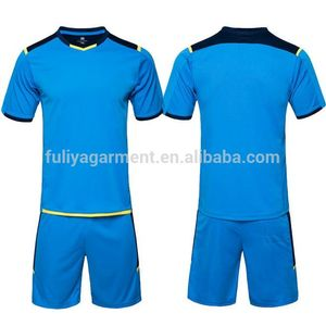 Men Soccer Uniforms Sets Soccer Football Jersey Kids Brazil Soccer Jerseys