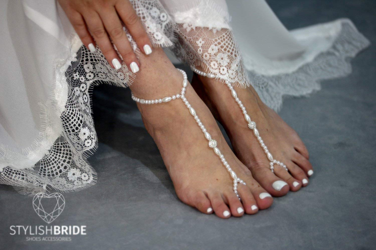 981bb25a3 Get Quotations · Barefoot Sandals