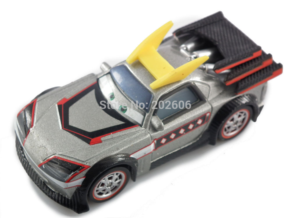 get quotations pixar cars 2 boost diecast metal classic toy cars for kids children