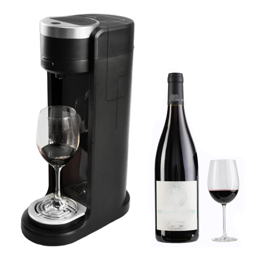 Wholesale Plastic <strong>Wine</strong> Novelty New Instant Bottle <strong>Wine</strong> Decanter