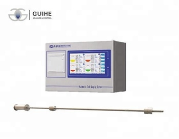 Gas Station Equipment Manufacturer Fuel Water Tank Level Sensor In Level  Measurement / Automatic Tank Gauge / Safety Monitoring - Buy Automatic Fuel