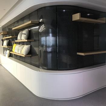 Custom Made Luxury Stainless Steel Office Room Interior Design Buy