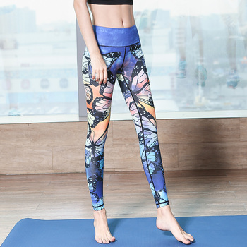 2a22cd9e1e336 perfect gym wear custom unique dye sublimation leggings running leggings  fitness