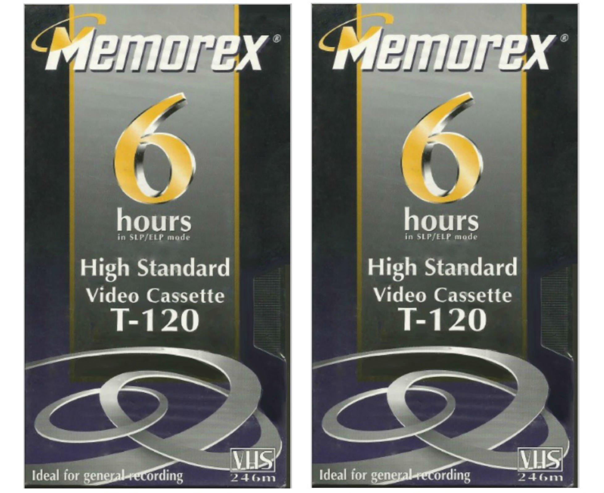 ghdonat.com Blank Video Media Accessories 6 hours in EP Mode Kodak ...