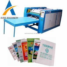 Big non woven flexo plastic bag non-woven digital printing machine with best price