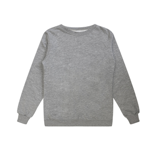 High quality wholesale custom crewneck pullover oversized blank sweatshirt men