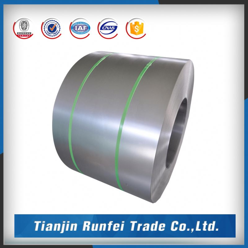 Professional trade team high quality 1% best selling spcc grade nickel cold rolled steel coil price
