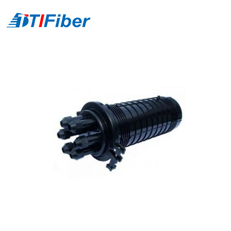 For Local Area Networks Dome type vertical type Fiber Optic Splice Closure
