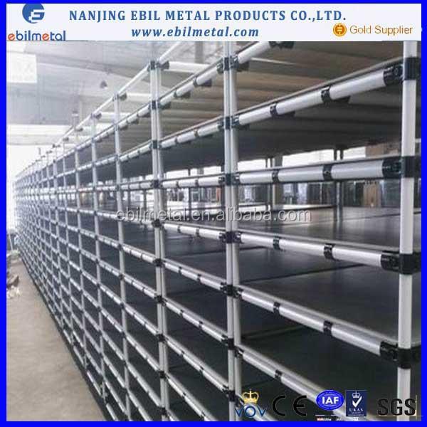 Pvc pipe racking system cosmecol - Estructuras de metal ...