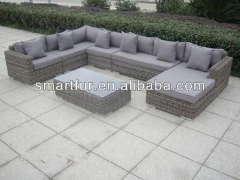 quality rattan corner sofa set garden furniture