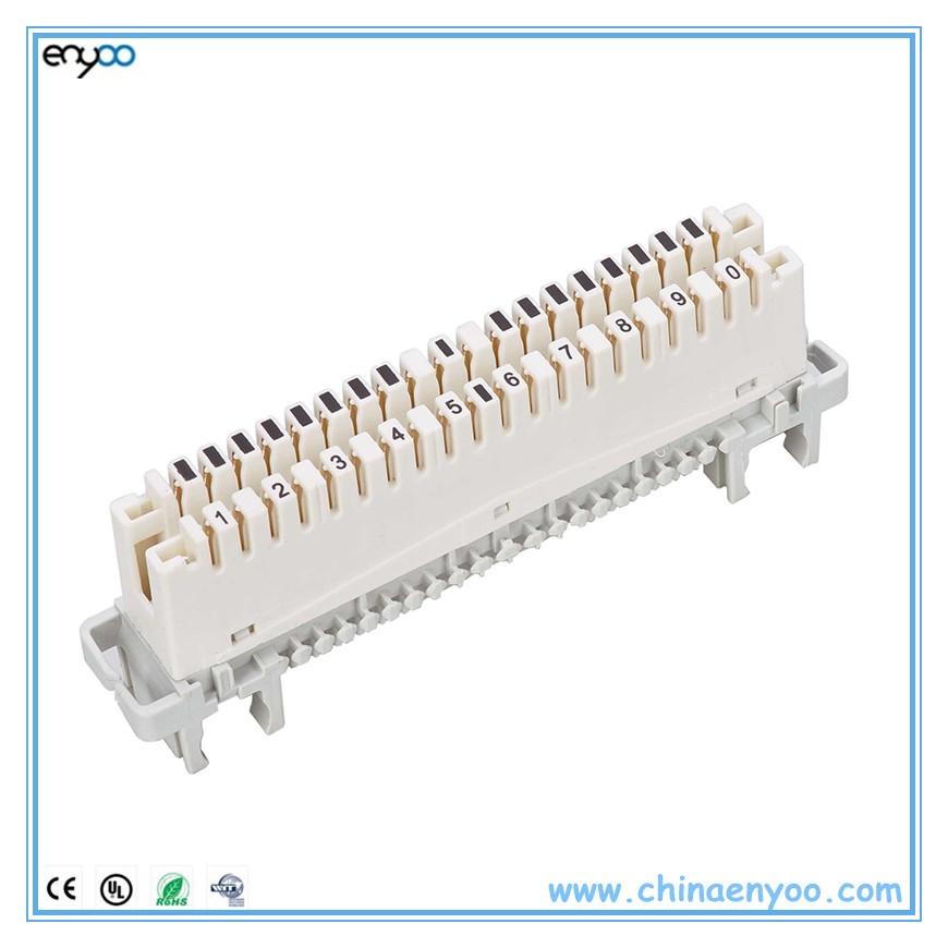 10pair LSA krone copper Profile telephone DisConnection module ...