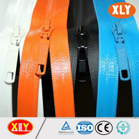 High quality and low cheap manufacturer offer best price for metal & nylon waterproof zipper