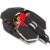 YCCTEAM 4000 DPI 9 Buttons LED Optical USB Wired Professional Gaming Mouse