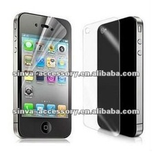 clear screen protector for iphone3G,4G. Nokia