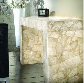 nat rlichen edelstein poliert wei er kristall marmor fliese f r wohnzimmer muster f r. Black Bedroom Furniture Sets. Home Design Ideas