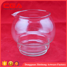 Factory supply home decoration glass ware hot sale design
