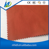Oil resistant workwear pure cotton fabric