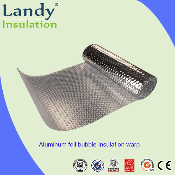 Bubble thermal insulation waterproof roof ceiling material