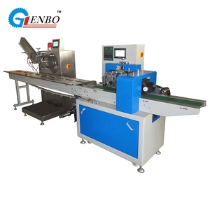 Automatic Disposable Plastic spoon Packing Machine With Auto Feeder