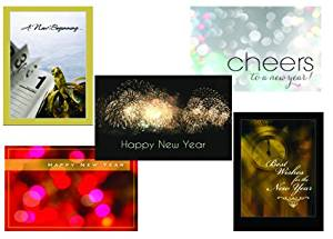 Cheap small business greeting cards find small business greeting business greeting cards featuring 5 different new year m4hsunfo