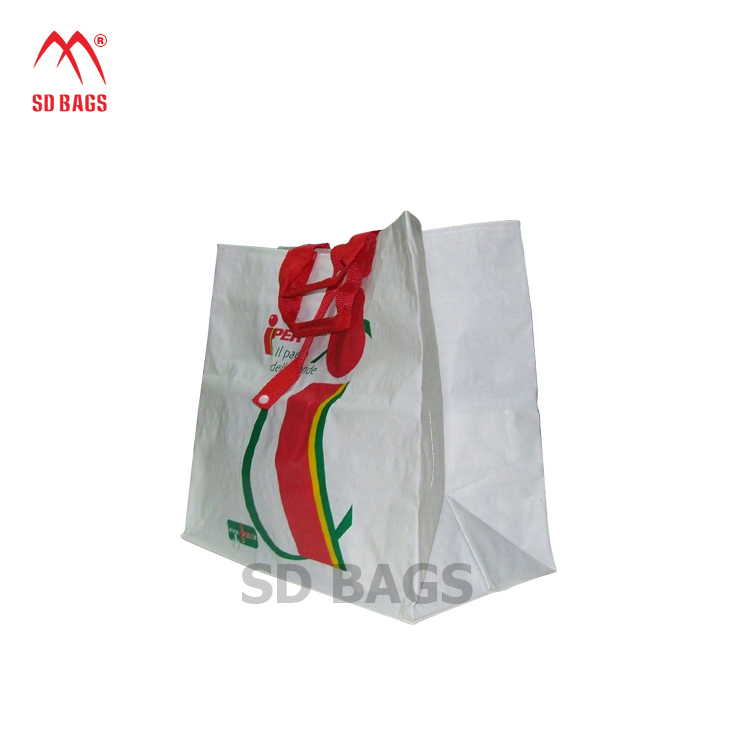 Top sale Factory Price Wholesale quality custom promotion laminated pp woven bag