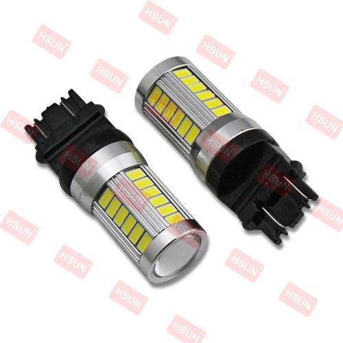 High Quality Smd5630 White 33 Led Chips T25 3156 3157 Led Bulb ...