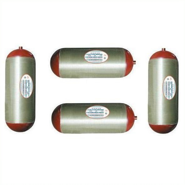 50L cng gas cylinder type 2, cng tank type 2, cng bottle wrapped