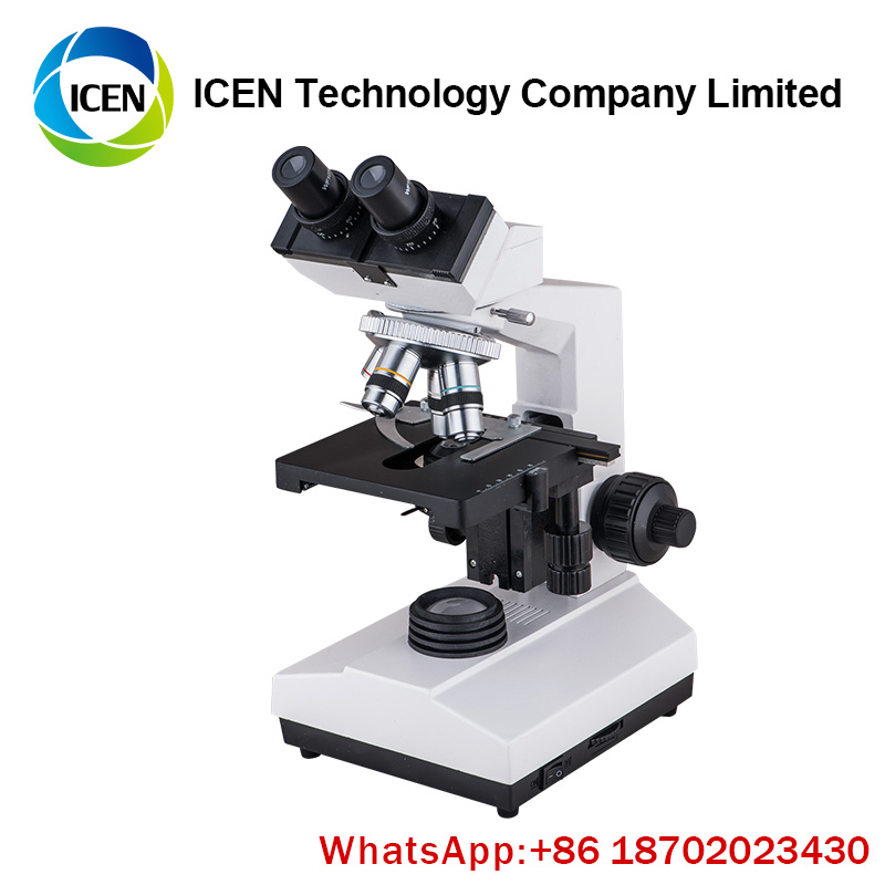 IN-B129 medical laboratory biological stereo monocular trinocular video Digital plympus binocular electronic Microscope
