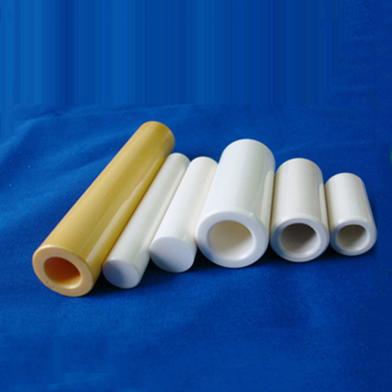 Industrial Zirconia Ceramic Rod/Shaft, ZrO2 Zirconium Oxide Rod