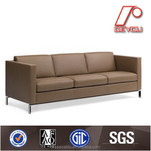 SF-500 Brown heat leather sofa furniture, royal furniture sofa set, living room sofa