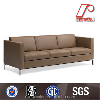 Sf 500 Brown Heat Leather Sofa Furniture Royal Set Living Room
