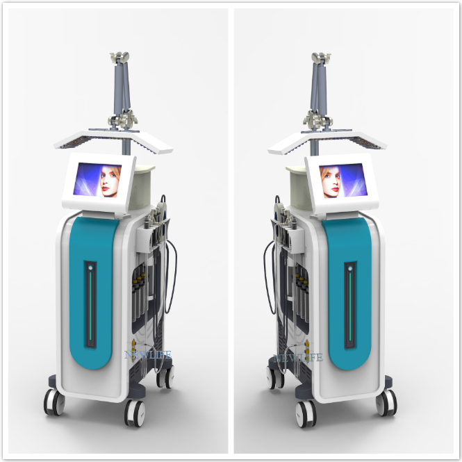 NL-SPA600 Best sale 7 functional diamond dermabrasion/facial beauty equipment/easy peel microdermabrasion machine
