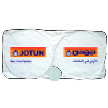 150*70 Reclame <span class=keywords><strong>Tyvek</strong></span> Zonnescherm met <span class=keywords><strong>Tyvek</strong></span> pouch